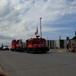 Melville Railway Days | CN Float, Melville SK