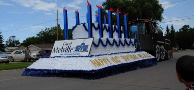 Melville Railway Days | City Float, Melville SK