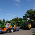 Melville Railway Days | Now & Then Tractors, Melville SK