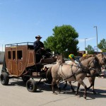 Melville Railway Days | Stage Coach, Melville SK