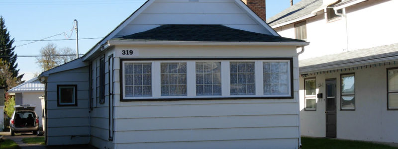 Frontyard   Cozy Nest Executive Guest House, Melville SK