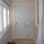 Sunroom Front Door | Cozy Nest Executive Guest House, Melville SK